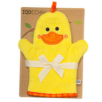 Zoocchini Waschhandschuh Puddle die Ente